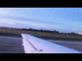 Мой первый полет на пассажирском самолете